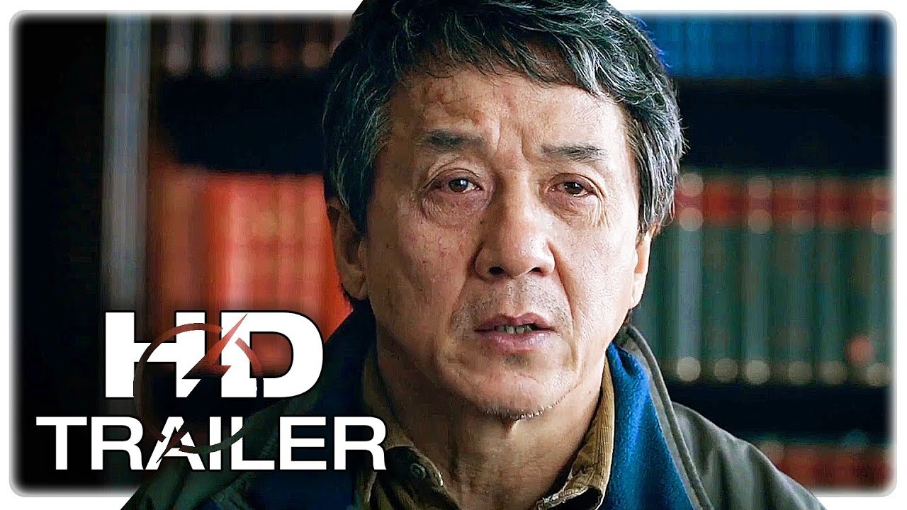 THE FOREIGNER Trailer #2 NEW (2017) Pierce Brosnan, Jackie ...