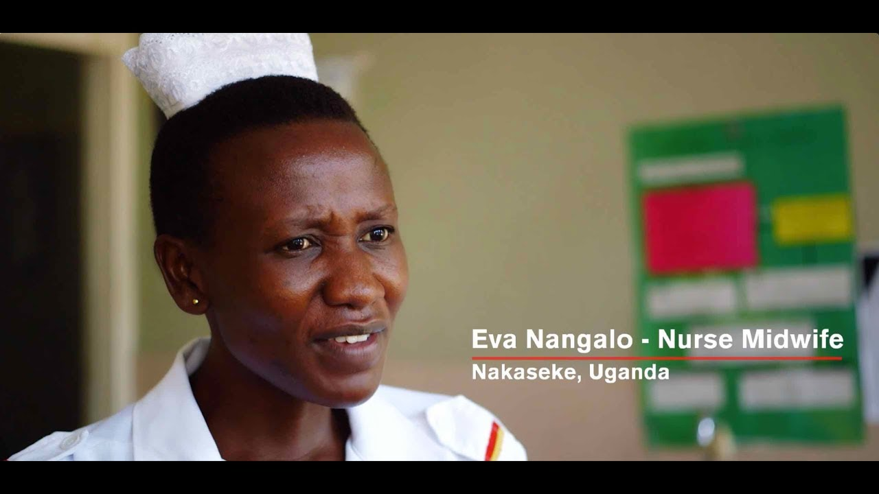 09a751bc5 This Ugandan Midwife Believes Every Baby Can Be Someone Important – Healthy  Newborn Network