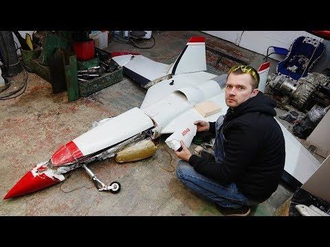 Разбор полета - падение самолета на скорости 200+ км/час