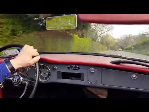 Vw Karmann Ghia 1960 drive