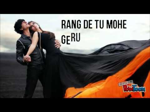 Rang De Tu Mohe song 2015