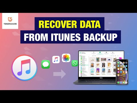 How to Recover Data & Restore iPhone from iTunes Backup 2019