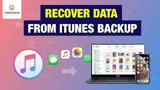 How to Recover Data & Restore iPhone from iTunes Backup 2020