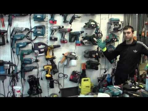 Зеленоград ремонт электроинструмента, ремонт бензоинструмента и аренда электроинструмента.