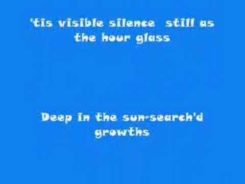 Ian Bostridge- Silent Noon