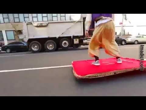 Videoclip Aquí Estoy Yo (Denise Rosenthal y Nicolás Poblete)   #AladinoElMusical from YouTube · Duration:  4 minutes 28 seconds