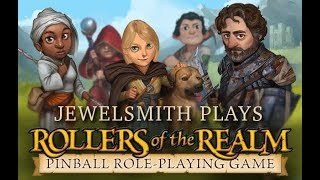 Jewelsmith plays ROLLERS OF THE REALM - PS4