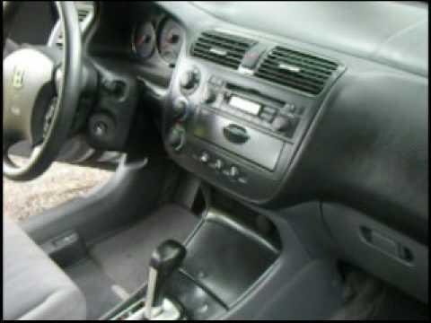 2003 Honda Civic LX Sedan 4D   YouTube