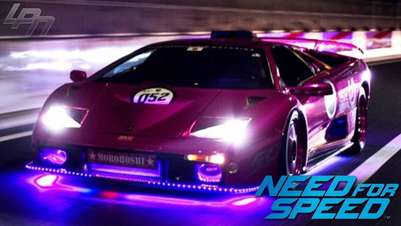 Need For Speed 2015 Neons Kommen Update 1 Youtube