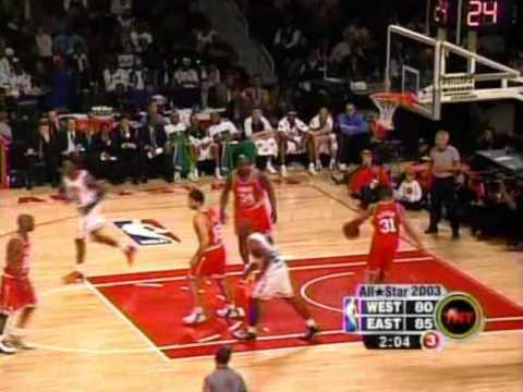 Michael Jordan: Final All-Star Game Performance