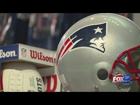 Patriots fans share 'good luck' charms for games