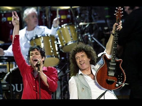 "Party At The Palace Performance (""Bohemian Rhapsody""- Tony Vincent with Queen)"