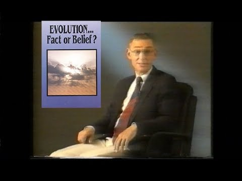 evolution:-fact-or-belief?-(1997)