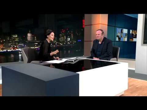 David Katz Interview - ITV London News Tuesday 12th December