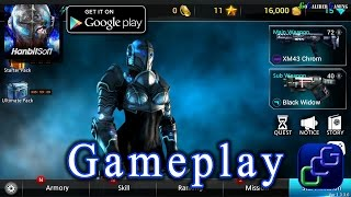 Hellgate London FPS Android Gameplay