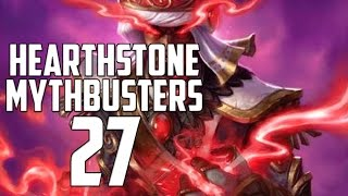 Hearthstone Mythbusters 27