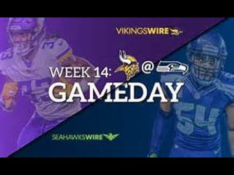 Minnesota Vikings Vs. Seattle Seahawks Live Stream Reaction