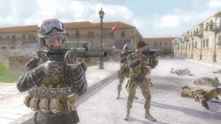 Call of Duty 4 - Rooftops Campaign Full Game