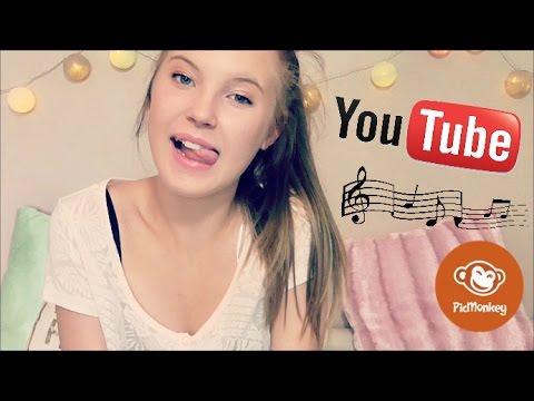 Att börja med Youtube! | 3 Tips | +Redigera thumbnails & hitta musik! ♥