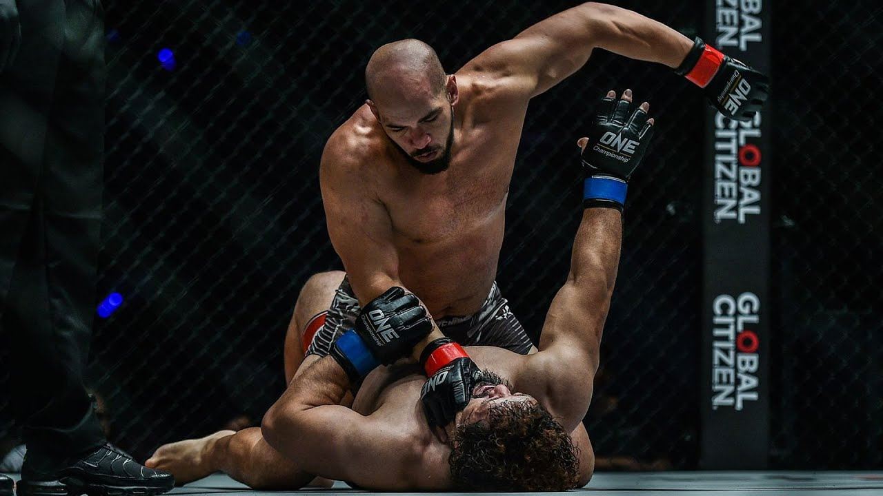 The Best Of Alexandre Machado In ONE Championship