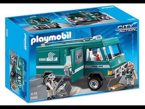 nouveaut s playmobil 2015 th me police et pompiers youtube. Black Bedroom Furniture Sets. Home Design Ideas