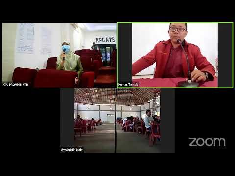 KPU NTB Goes To Campus STKIP Taman Siswa Bima