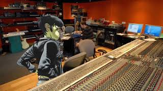 In The Booth W/ Gorillaz