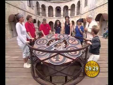 Fort Boyard 1999 - Emission 1 - Laam