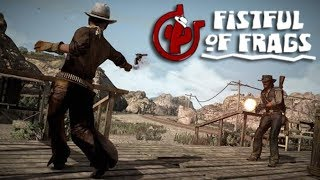 JADI CLINT EASTWOOD DI GAME COWBOY PC GRATIS [FIstful of Frags] - Gameplay Part 2