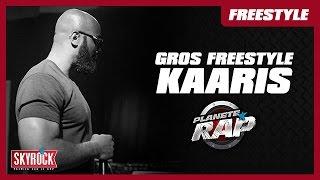 Gros Freestyle dans le Planète Rap de Kaaris !