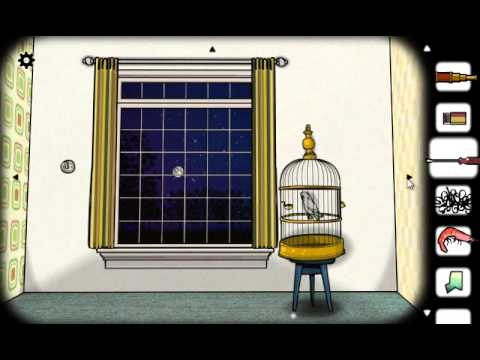 Solucion Cartoon Room Escape