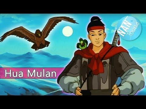 HUA MULAN | Toda la película para niños en español | TOONS FOR KIDS | ES