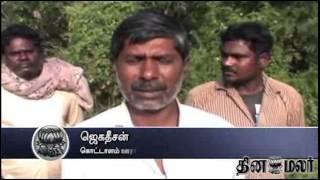 One Crore Worth RED SANDAL Found in Vellore Mavattam Gudiyatham