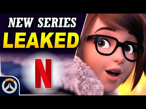 NEW Overwatch Animated Series Leaked!