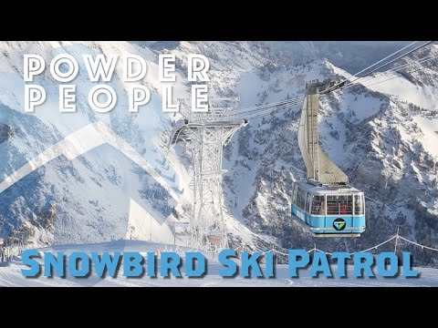 Snowbird Ski Patrol - Ski Utah Powder People