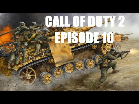 TRENCH/BUNKER HUNT DOWN!! |Call of Duty 2, Episode 10|