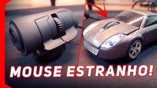 Saga Do Mouse Estranho
