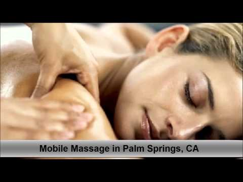 Mobile Massage Palm Springs CA Healing Touch Mobile Massage