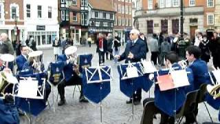 Remembrance  Sunday , Newark-on-Trent , Nottinghamshire