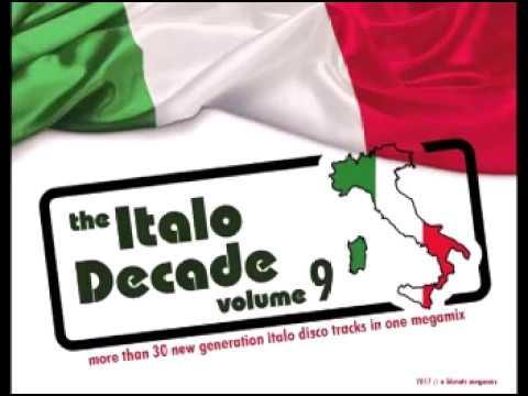 Blohmbeats   The Italo Decade Vol 9  Megamix
