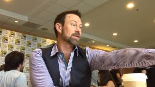 Grant Bowler at SDCC 2013 for Defiance! Thumbnail
