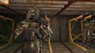 Прохождение Fallout 4 #25 Перчатка когтя смерти,прокладываем линии снабжения
