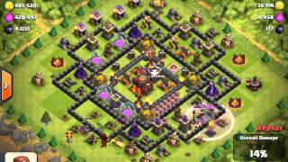 Champion League Gameplay Clash of Clans - Case Closed Gaming CoC