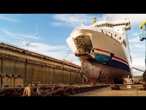 Harland and Wolff Dry Dock