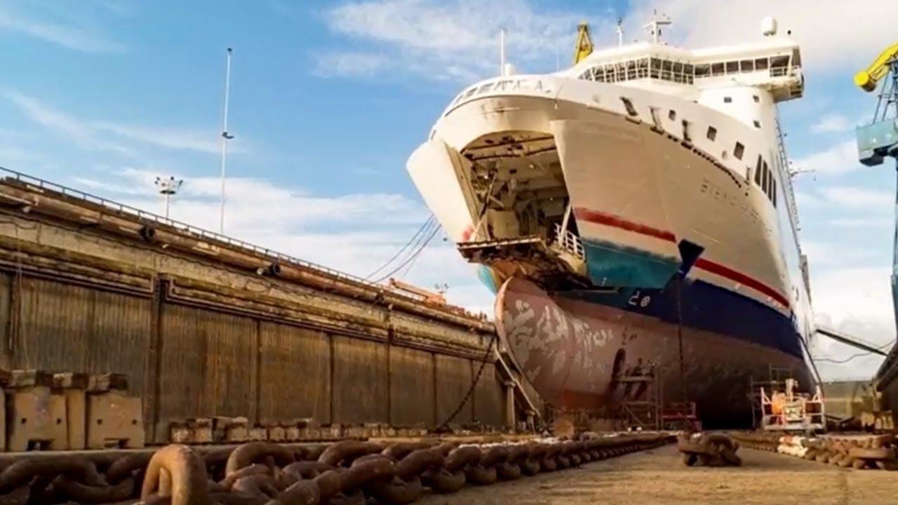 Galangan Kapal yang Membangun Kapal Titanic Gagal Diselamatkan
