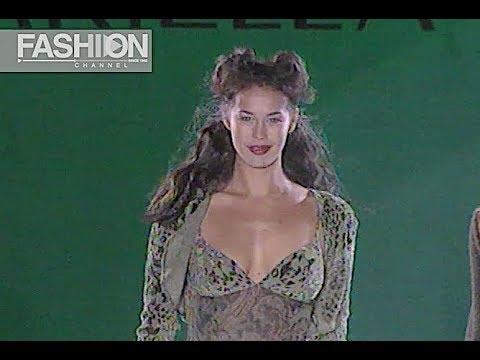 MARIELLA BURANI Fall 2000/2001 Milan - Fashion Channel