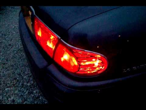 Buick tail lights  YouTube