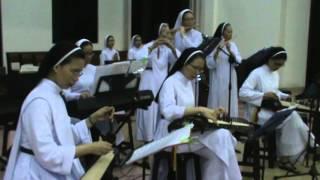 Bài ca hiệp lễ Đêm Vọng Phục Sinh - Nhạc cụ dân tộc