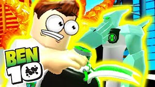 BEN 10 IN ROBLOX (Ben 10 Arrival Of Aliens)
