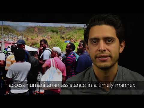 Migrant in Coutries in Crisis - 1 Minute about Migration